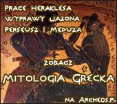 Zobacz Mitologię Grecką na Archeos.pl